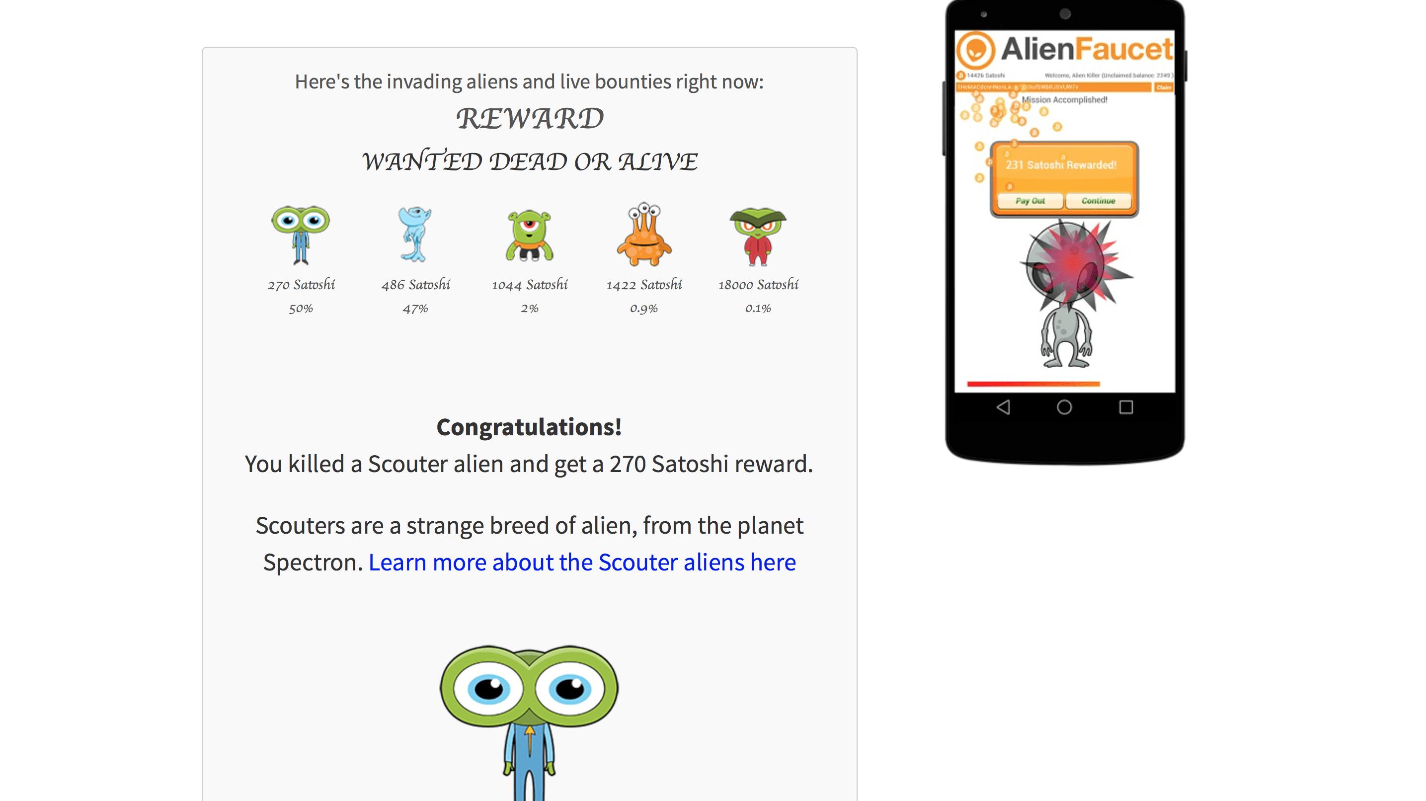 AlienFaucetSc