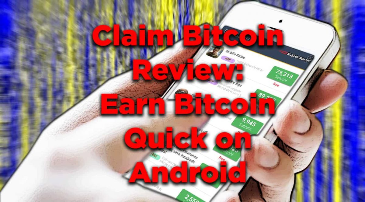 claim bitcoin faucet review android