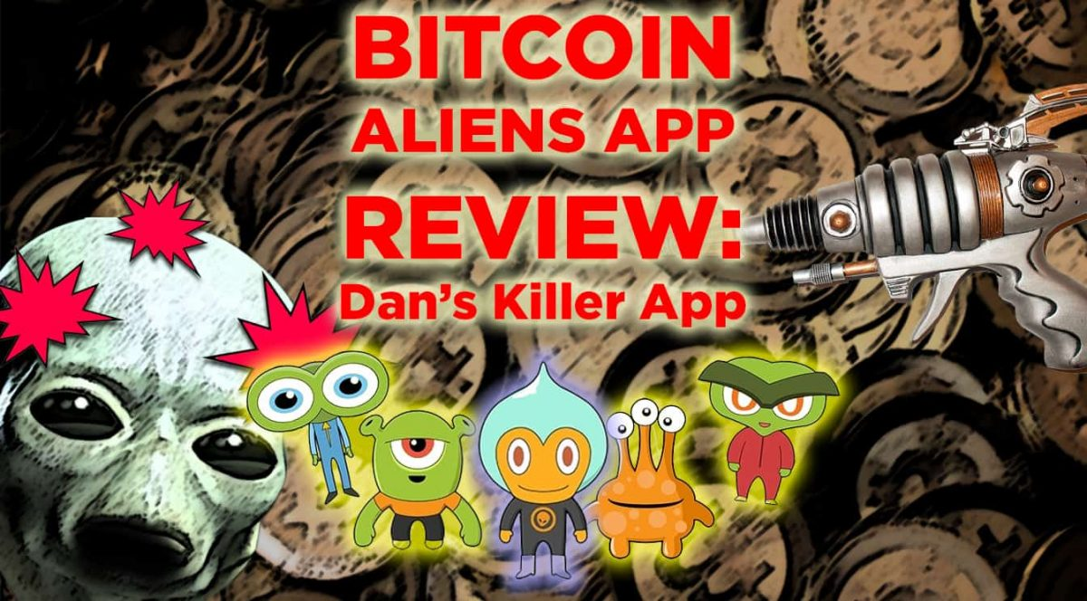 Bitcoin Aliens Review App