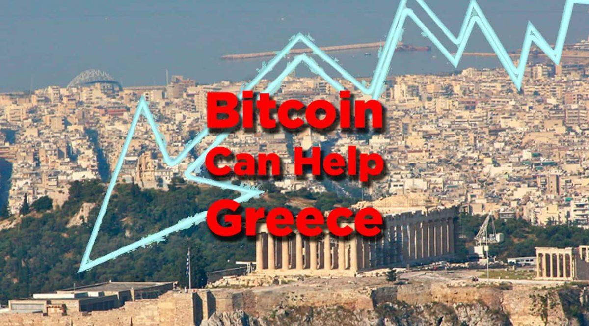 Bitcoin Greek Crisis