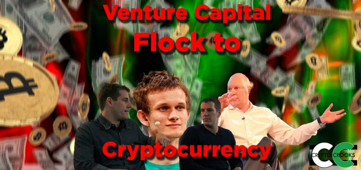 cryptocurrency start-up investor venture capital