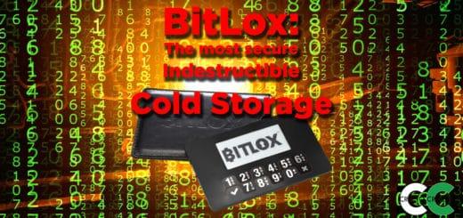 Bitlox indestructible cold storage wallet bitcoin