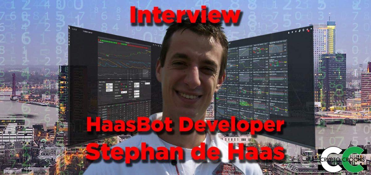 haaasbot stephan de haas interview