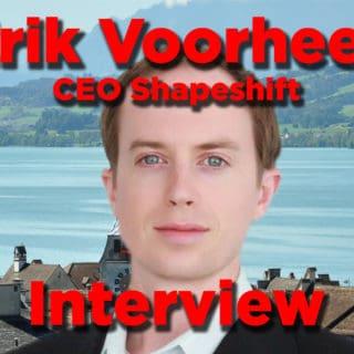 Erik Voorhees Shapeshift Hack Interview