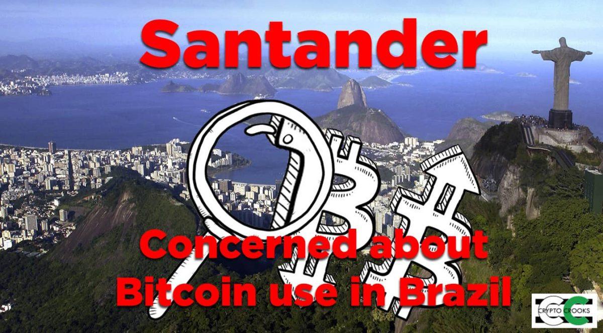 santander bitcoin brazil