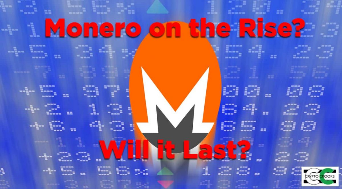 monero price spike