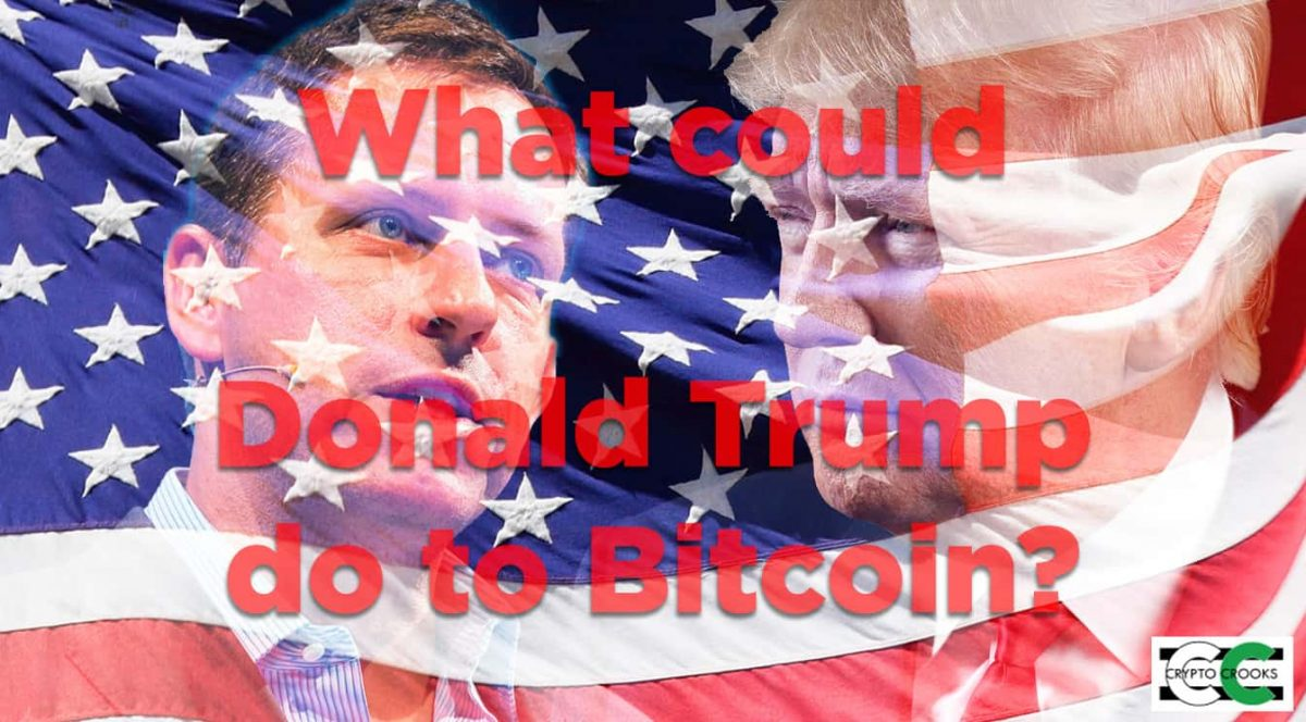 Donald Trump Bitcoin Peter Thiel