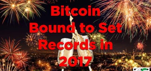 Bitcoin price 2017 record