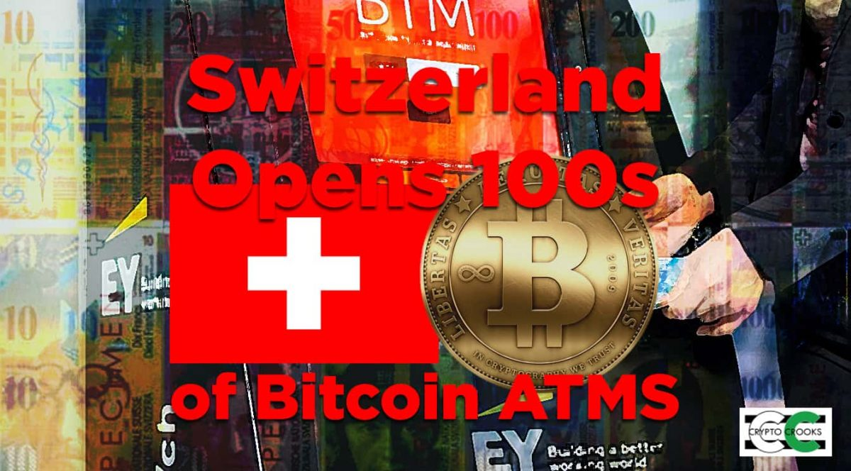 Swiss Bitcoin ATM