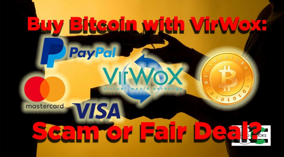 buy Bitcoin Virwox review