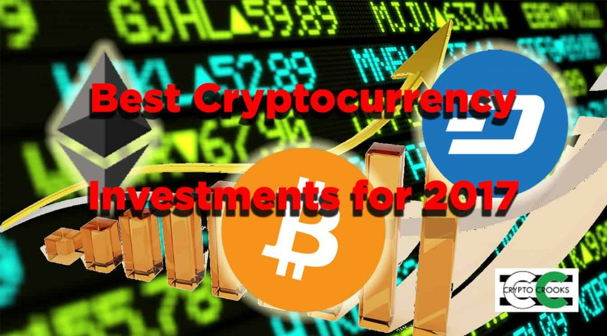 best cryptocurrency investment 2017