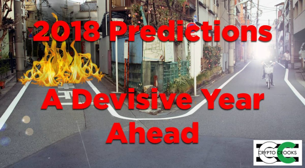 bitcoin 2018 predictions