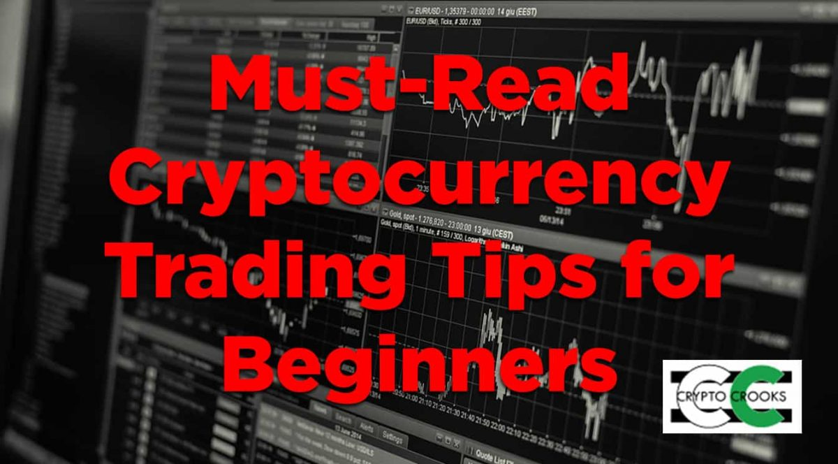cryptocurrency trading tips beginners
