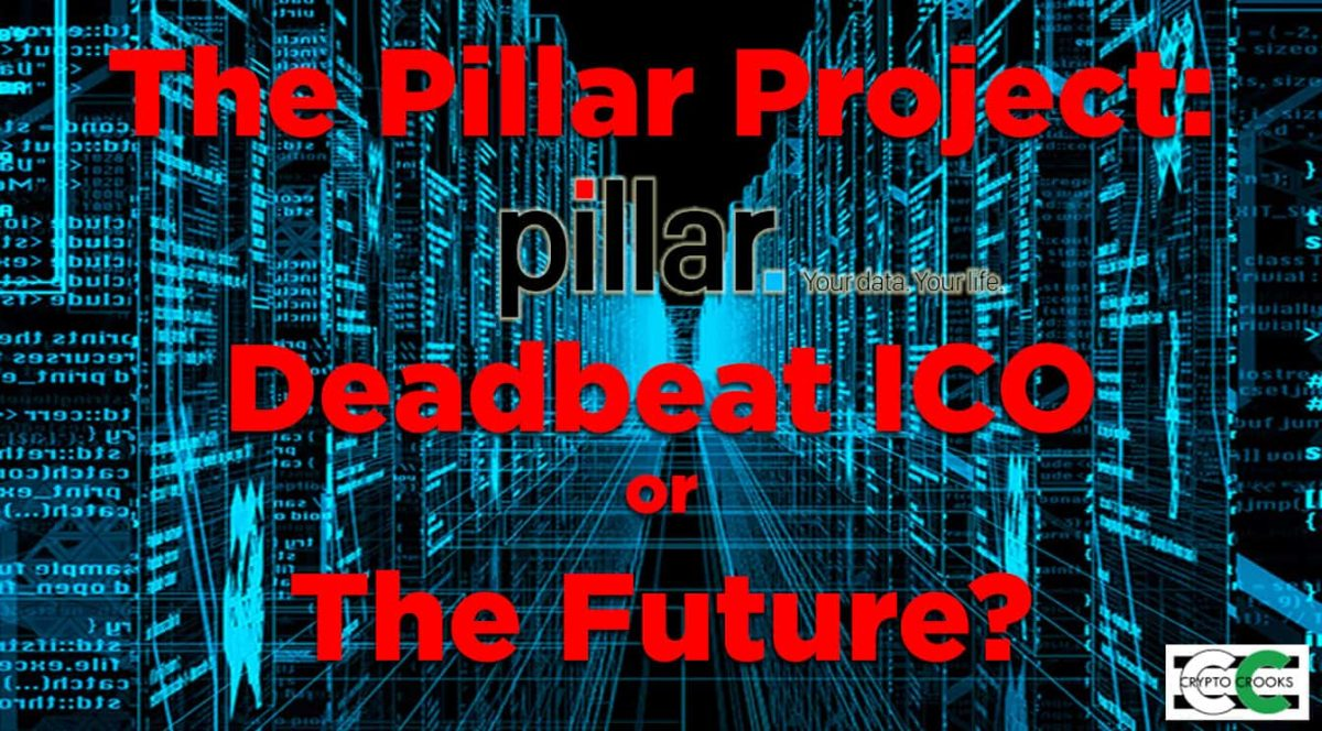 what is the pillar project ICO